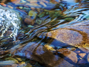 water, stream, pebbles 1 (widget)